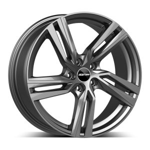 Arcan Anthracite glossy