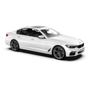 BMW with Dea Anthracite matt polish