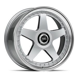 GT EVO-R Silver polish