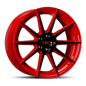GT7 Black red