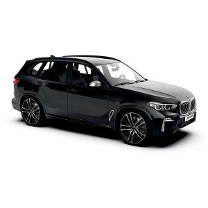 BMW X5 black with Sparta Black polish