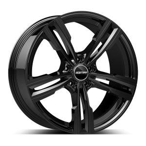 Reven Black glossy