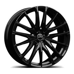 Sparta Black glossy