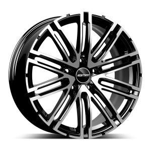 Targa Black polish